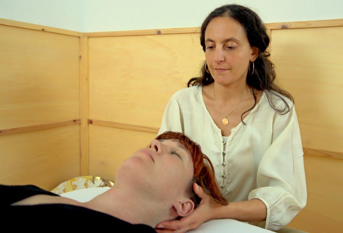 KoerpeRaum Berlin Mitte - Craniosacrale Therapie